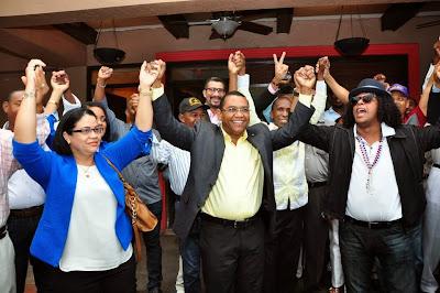Sergio Vargas encabezó  acto  en respaldo a Demetrio Lluberes en sus aspiraciones al Comité Central  del PLD