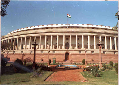 The Parliament of India is the supreme legislative body in India. Indian-Parliament-President-Rajya-Sabha-and-Lok-Sabha