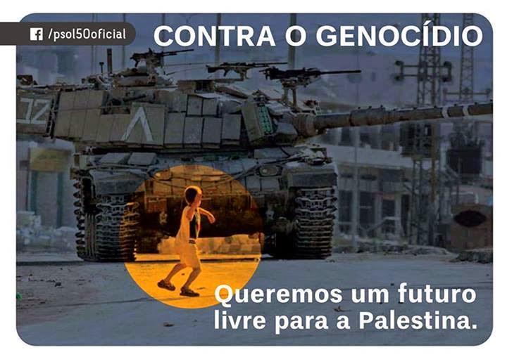 Um presente e futuro para o povo palestino.