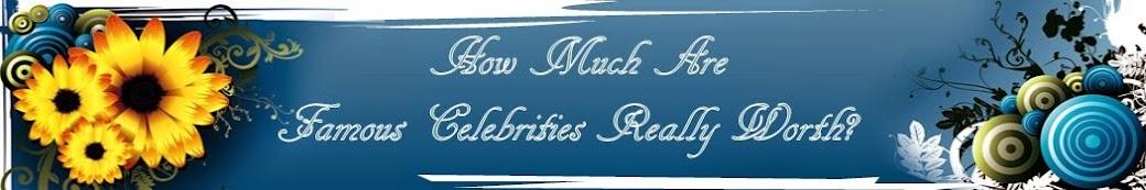 Richest Celebrities Networth