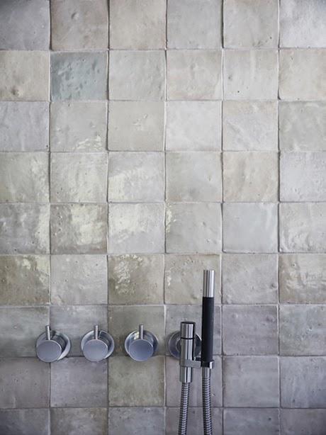 Zelliges Tegels Keuken : 50 Shades of Grey Tiles
