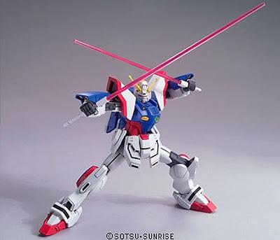 HGFC 1/144 Shining Gundam