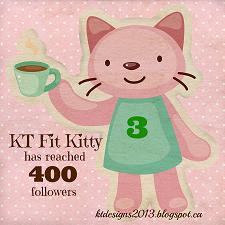 KT Fit Kitty Celebration Candy