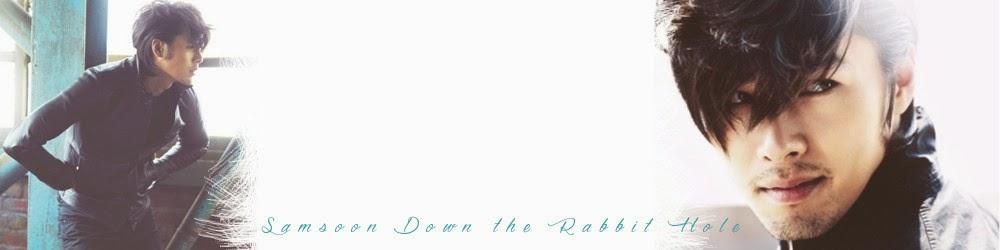 Samsoon Down the Rabbit Hole