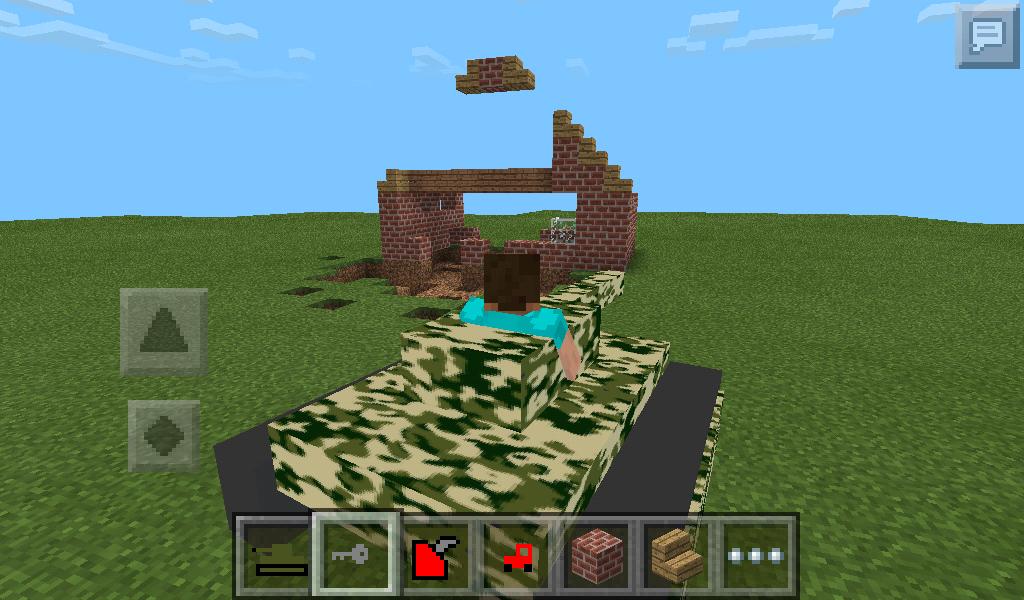 Minecraft Mod Cars