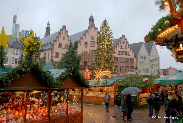 Christmas Market, Frankfurt, Germany 2014