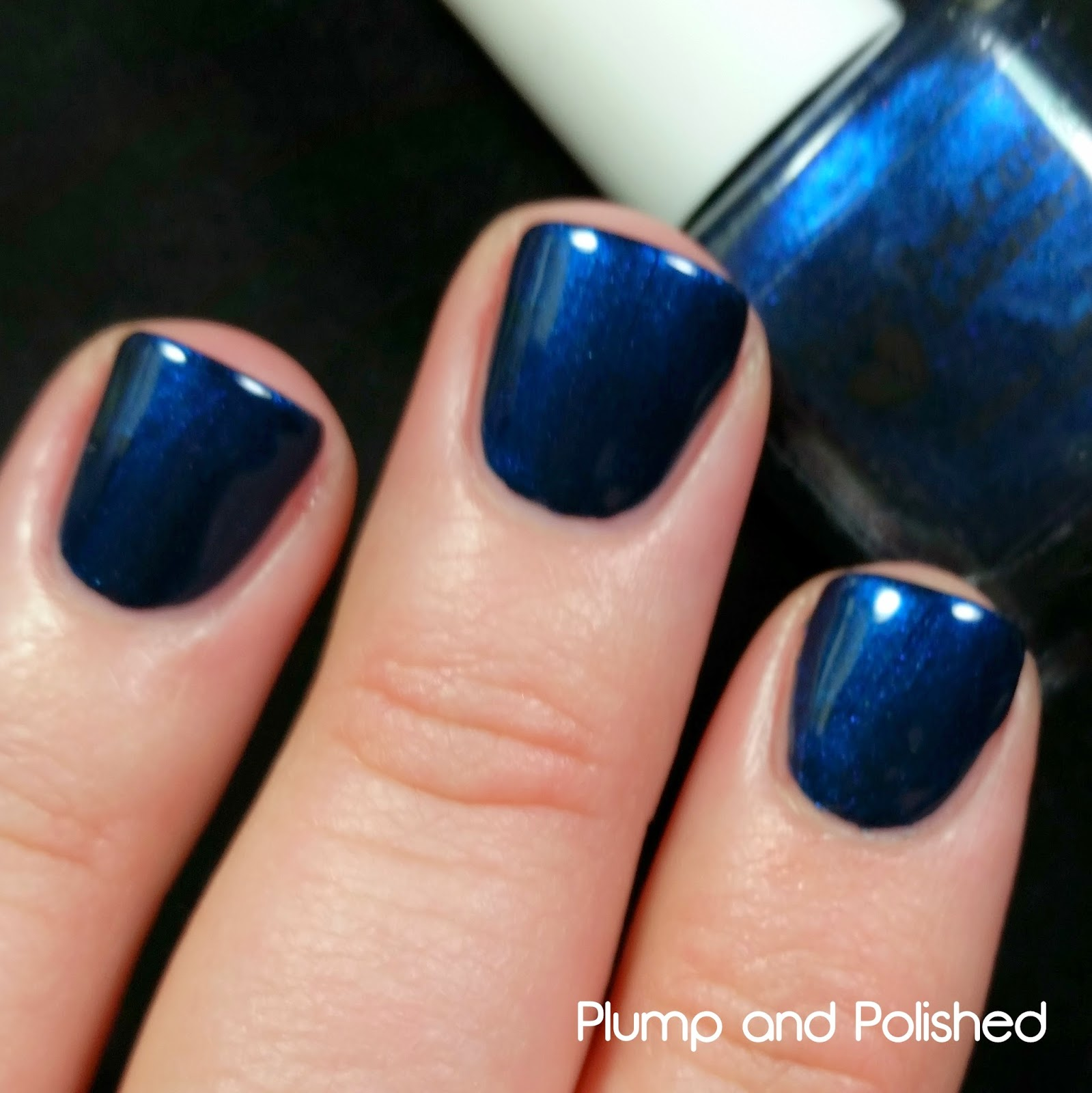 Blue-Eyed Girl Lacquer - Believin' Won't Fly