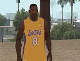 Los Angeles Lakers Skin GTA
