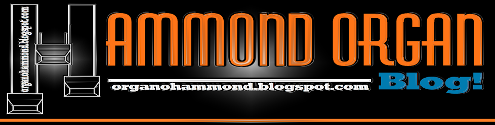 HAMMOND ORGAN Blog!