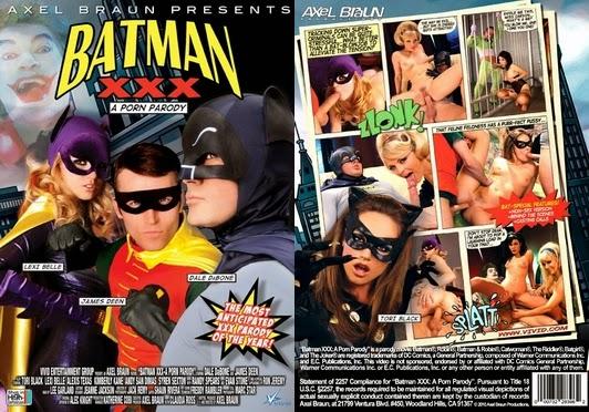 batman porn parody free
