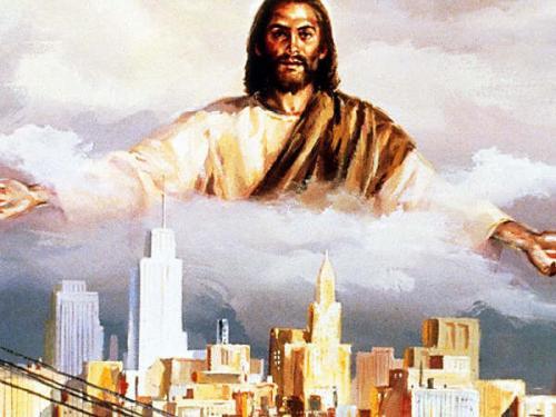 Jesús protégenos