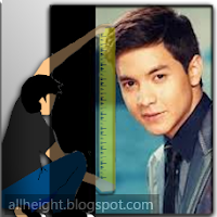 What is Alden Richard's height?