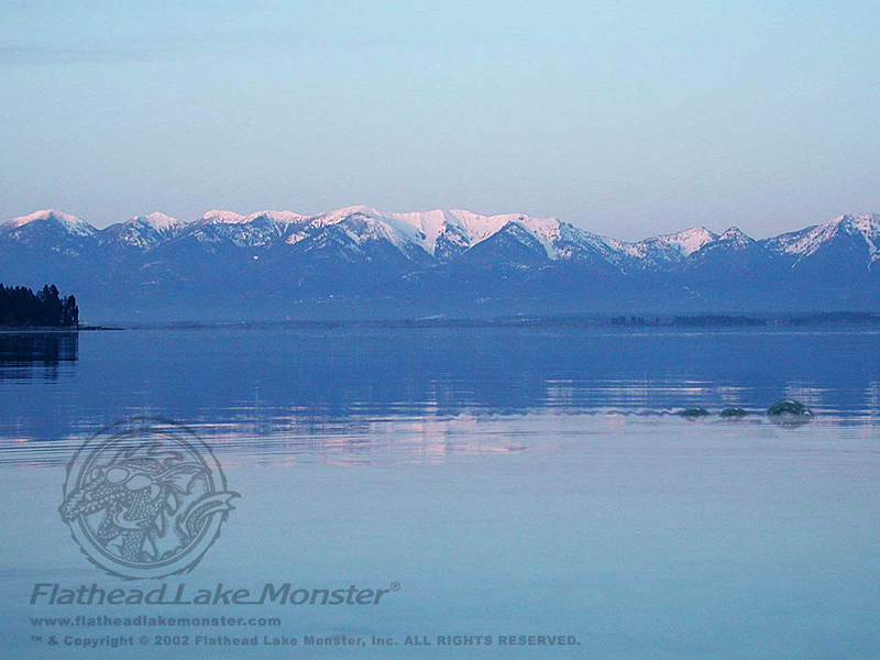 Flathead Lake Monster