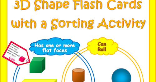 Comparing Attributes Of 3d Shapeson Venn Diagram Math Lessons