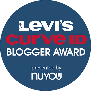 Levi's Curve ID Blogger Award