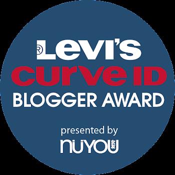 Levi's Curve ID Blogger Award
