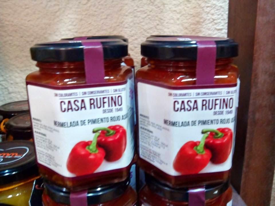 La despensa a granel mermelada de pimiento rojo - Mermelada de pimientos rojos ...