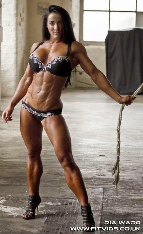 Sex Women Bodybuilders 89