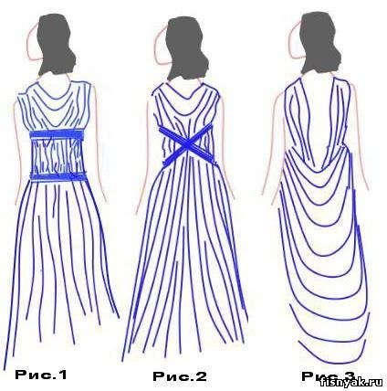 Handmadera Greek Dress Diy 2 Easy Ideas For A Goddess Look