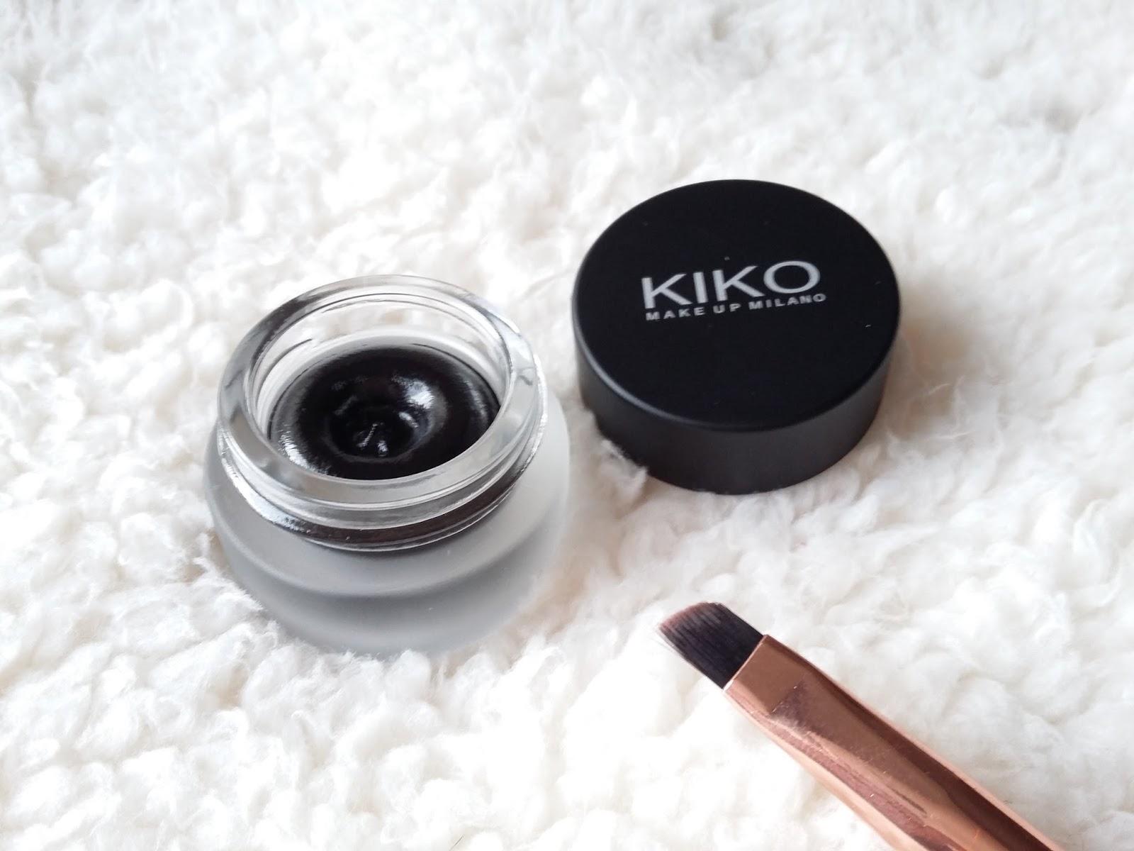 amigas do closet review lasting gel eyeliner by kiko milano