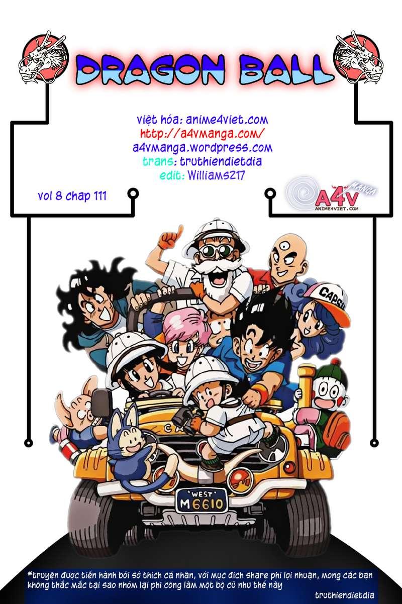 lansskonhetsprodukter.se -Dragon Ball Bản Vip - Bản Đẹp Nguyên Gốc Chap 111