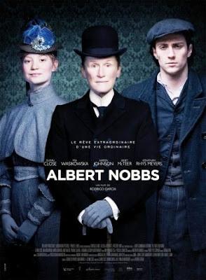 Albert Nobbs, Película,  poster online