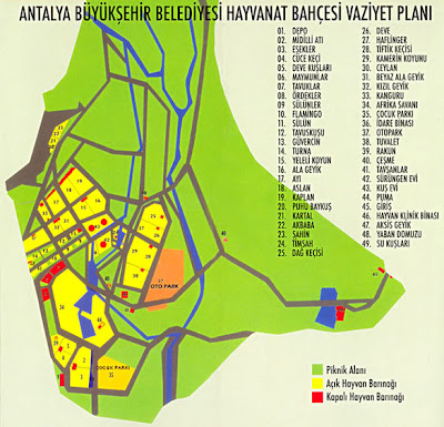 Antalya Zoo and Nature Park ~ ANTALYA CITY BLOG