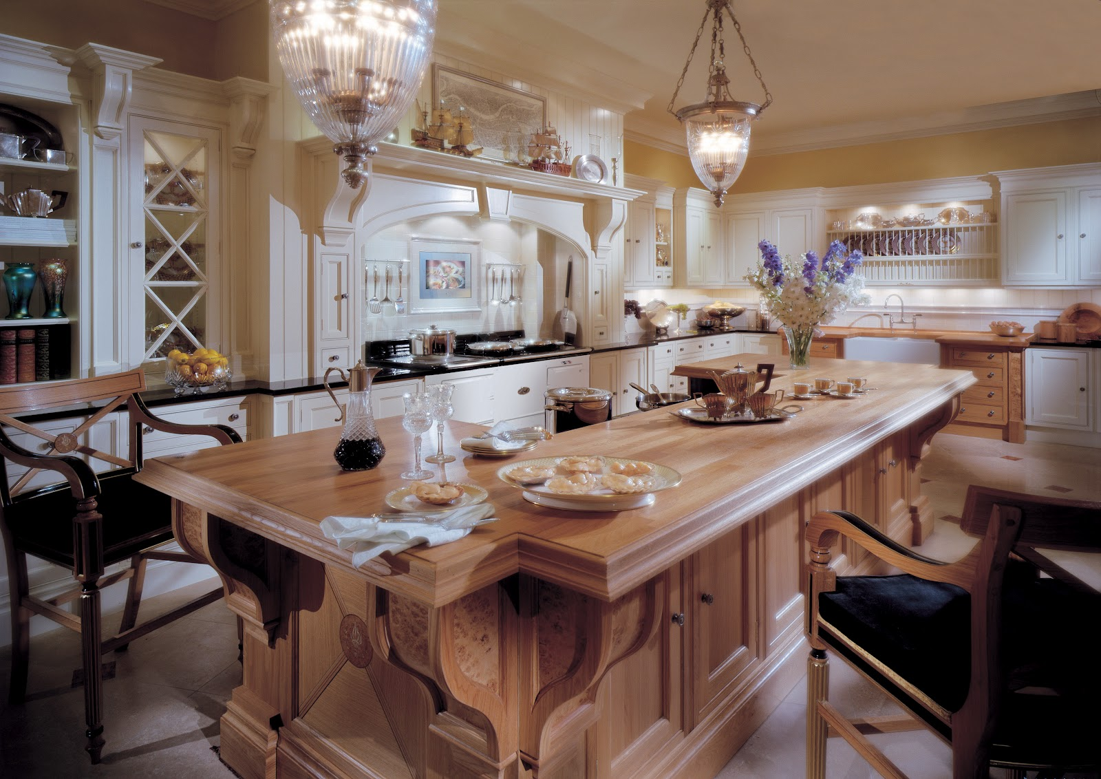 Tradition Interiors Of Nottingham Clive Christian Design House Styles