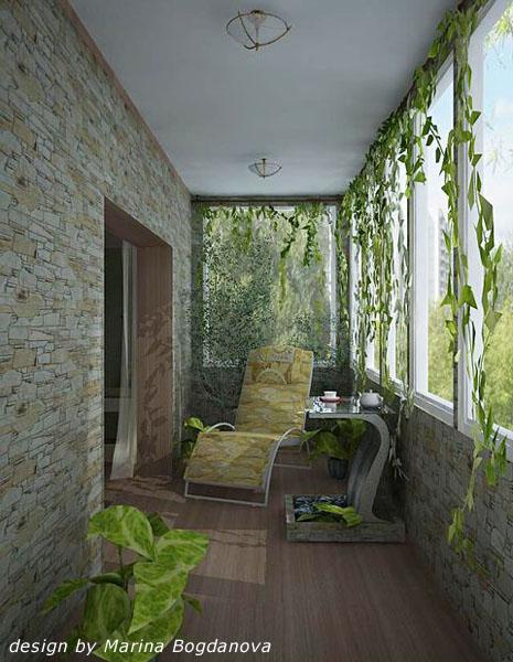 Cantinhos da casa marquises decora o f cil for Balcony decoration pictures