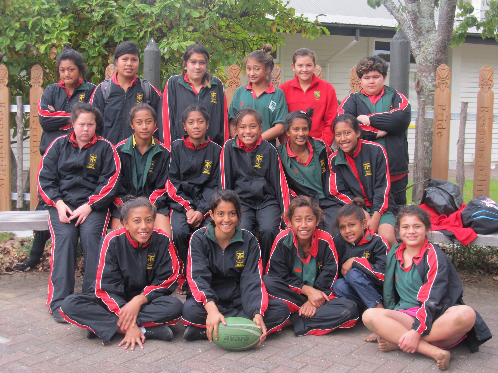 tokoroa girls Tokoroa high sport 31k likes school sports our girls rugby team were down 5nil with only 15mins to tokoroa high sport shared tokoroa netball centre's photo.