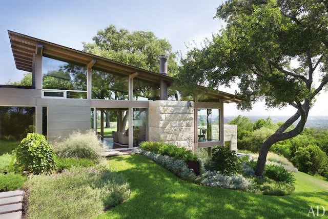 New Home Interior Design A Minimalist House In The Texas