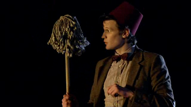 11th Doctor Fex and Bowtie