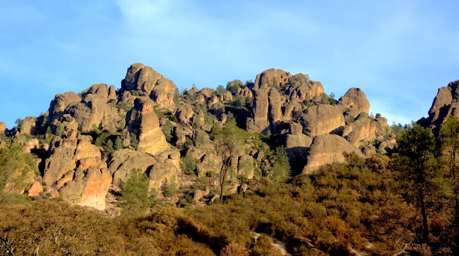 Pinnacles National Park - Californie - USA