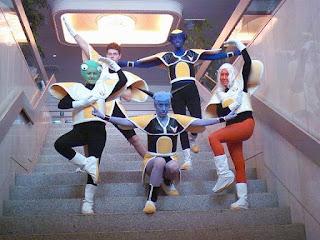 cosplay forças especiais ginyu