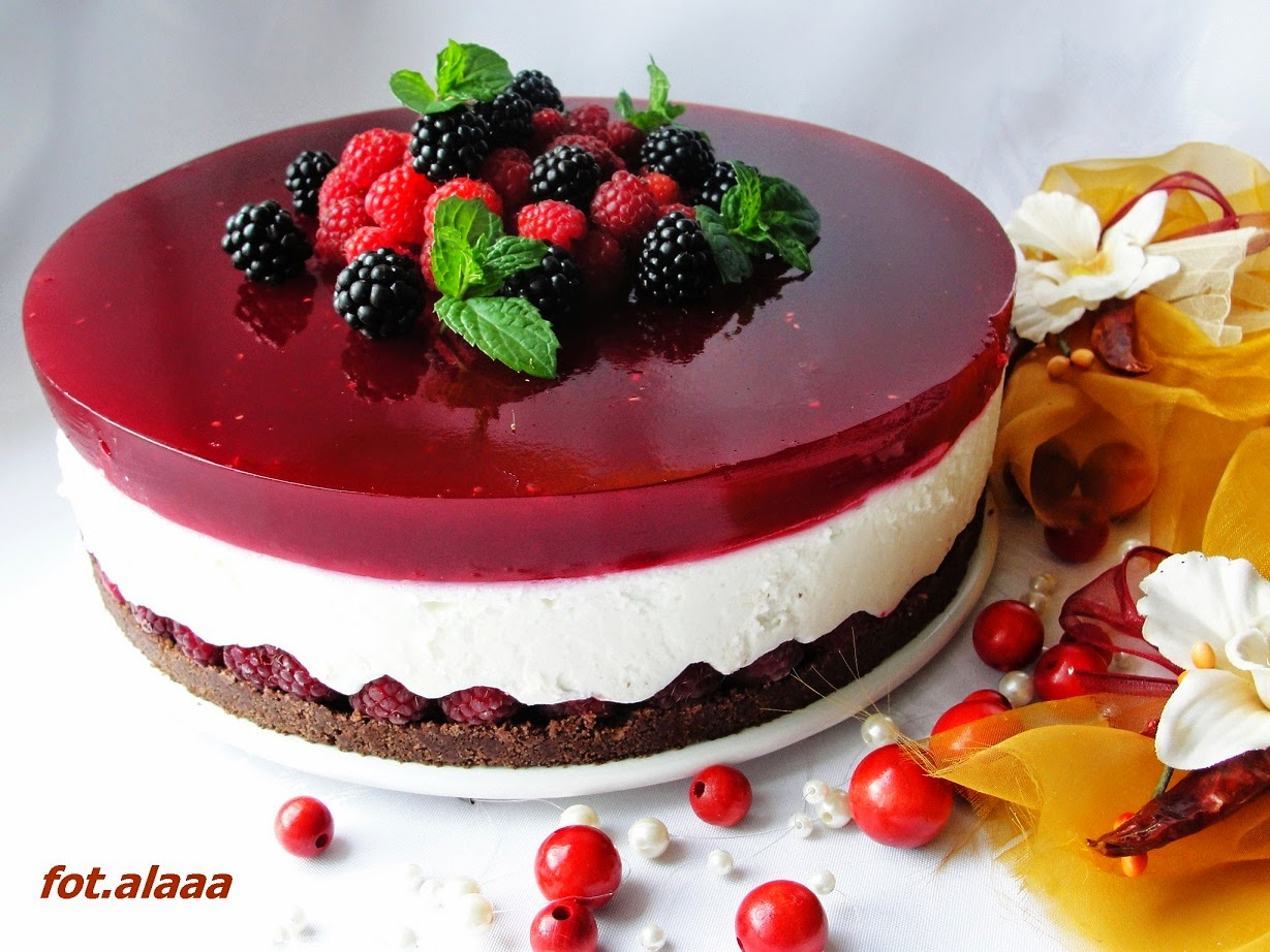 Ciasta bez pieczenia-galeria