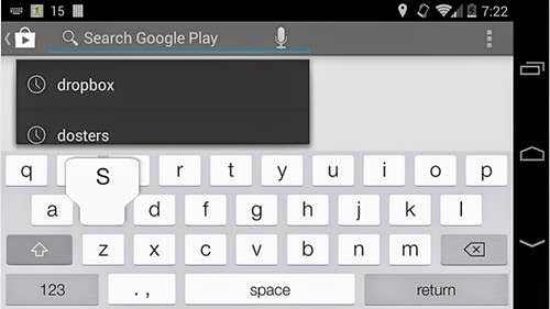 keyboard iphone di android