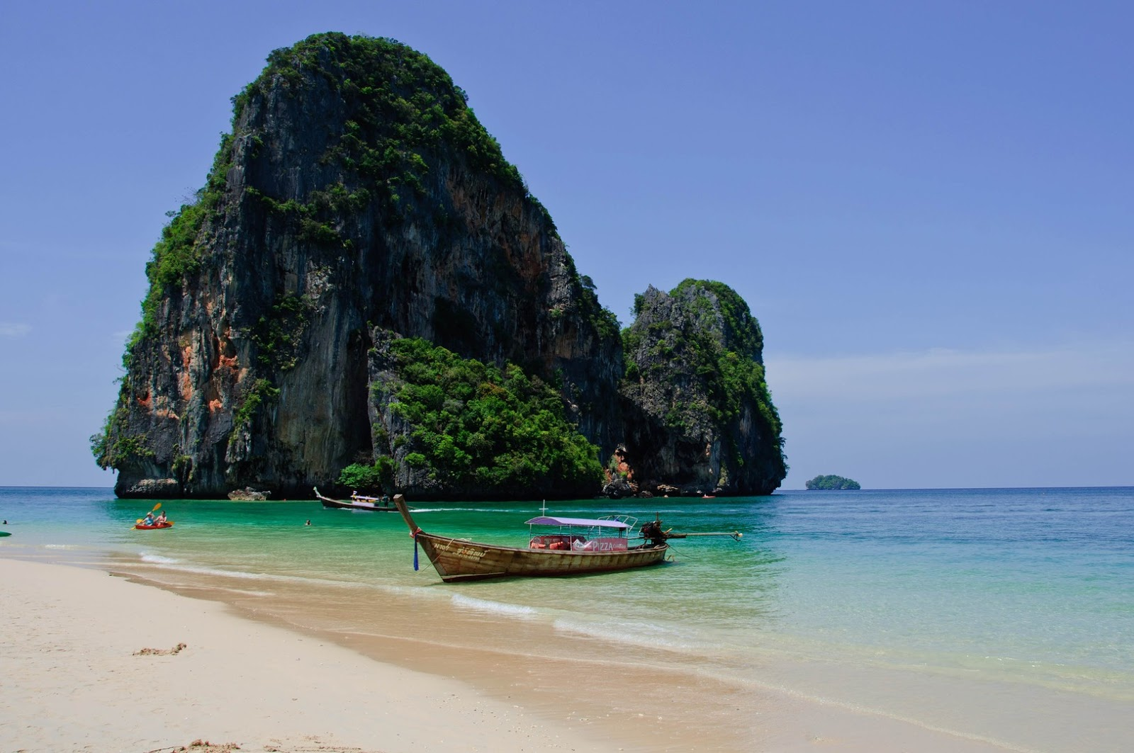 Top world travel destinations krabi thailand most beautiful islands