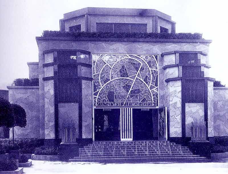 Documenta Art Deco