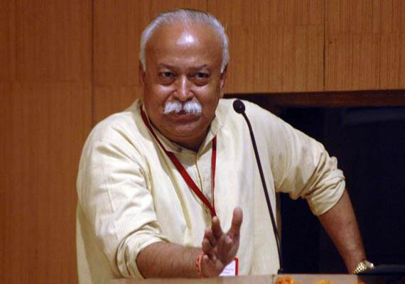 RSS chief Mohan Bhagwat Ji lashes out at NAC