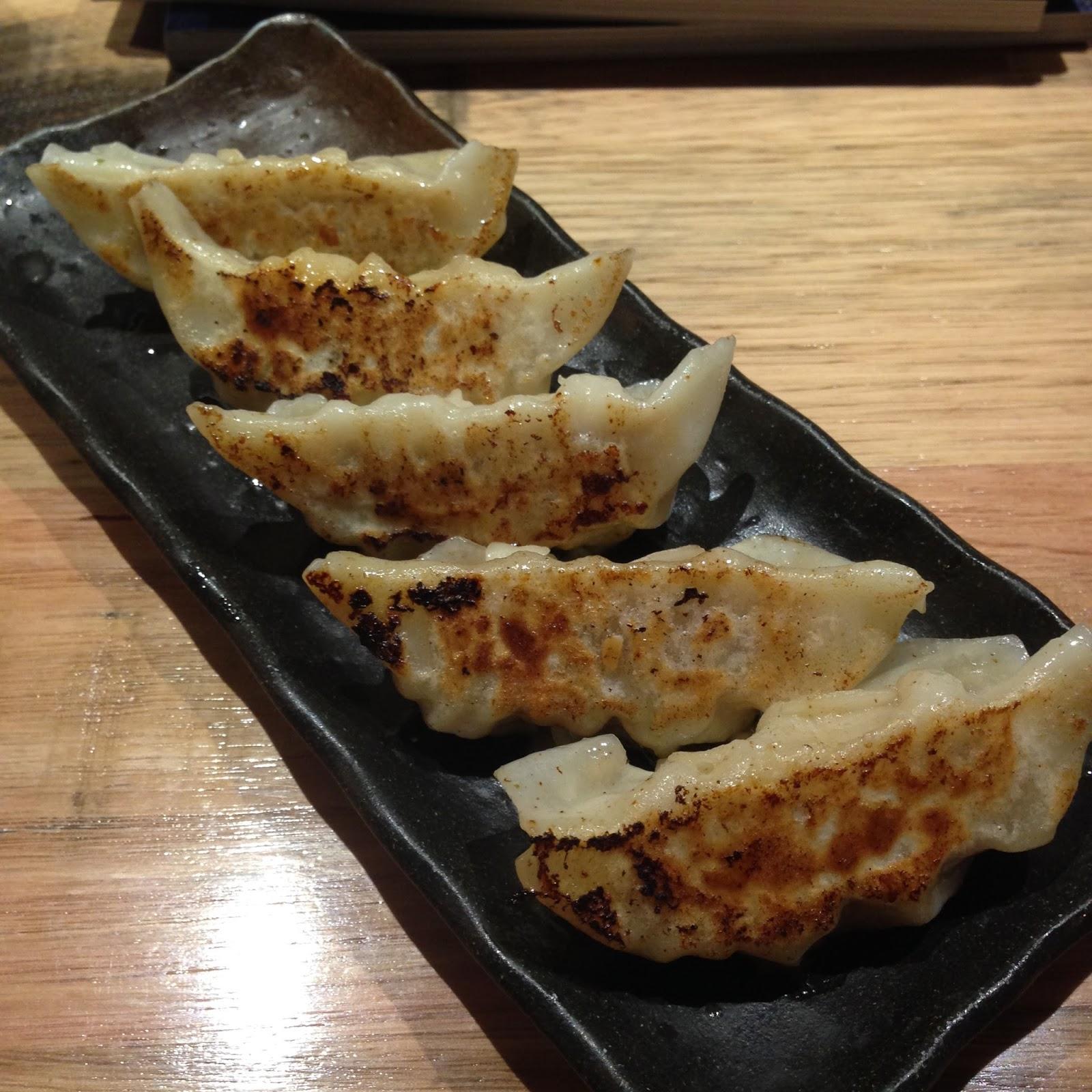 ryo's, noodles, gouger street, adelaide, cbd, japanese, food, gyoza, dumplings