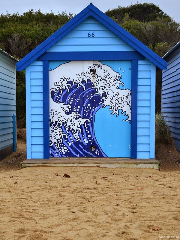 blue wave bathing box