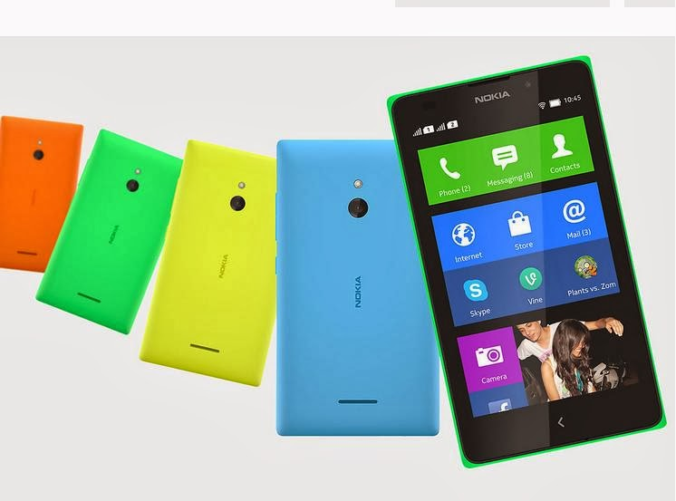 Latest nokia x series smartphones meet the affordable x x and xl