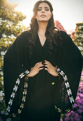 موديلات عبايات خليجية 2014 - عبايات خليجية 2014 - عبايات 2014 - عبايات سعودية 2014
