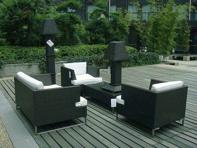 Affordable Modern Patio Furniture AyanaHouse
