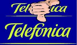 Telefônica explora o Brasil