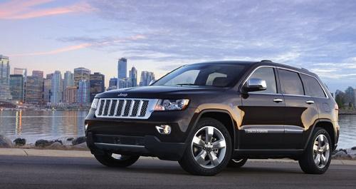 Daftar Harga Mobil Jeep Seri Grand Cherokee Terbaru