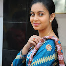 Abhinaya in Churidar at Nutilo Kappalu Movie Launch  Pics
