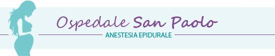 Ospedale San Paolo: prenotare la visita per l'analgesia per il parto