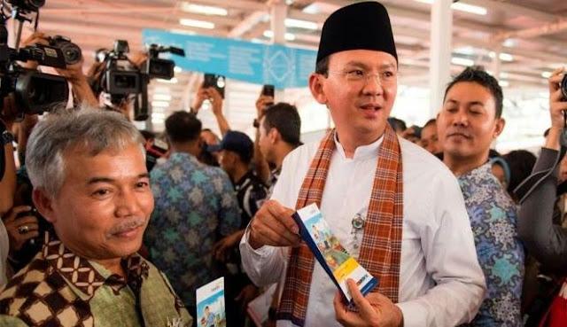 Ahok Muak Pimpin Jakarta