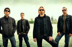 Nickelback in Minneapolis tour